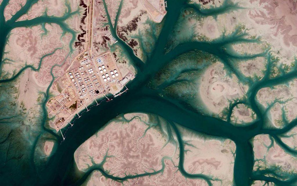 Mahshahr port