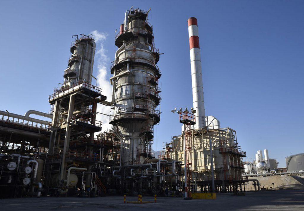 Petrochemical - esfahan